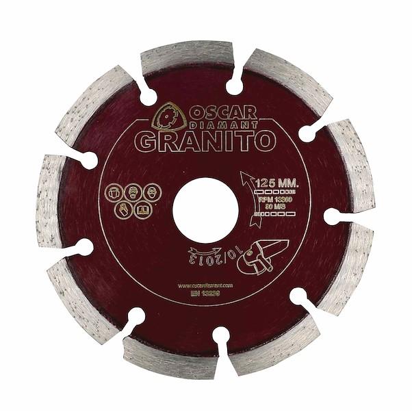 125MM CORTE GRANITO / PEDRA