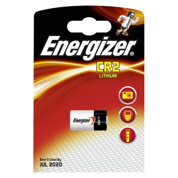 ENERGIZER CR2 LITHIUM