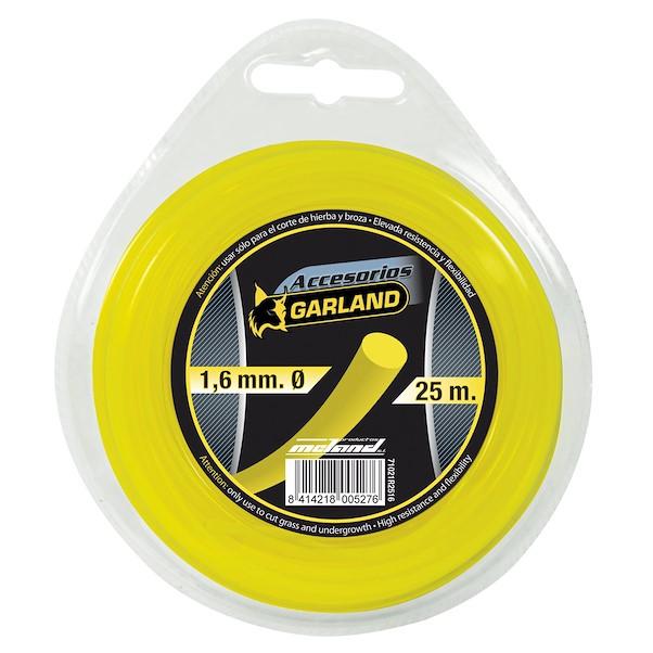 GARLAND 25 MT X 1.6MM