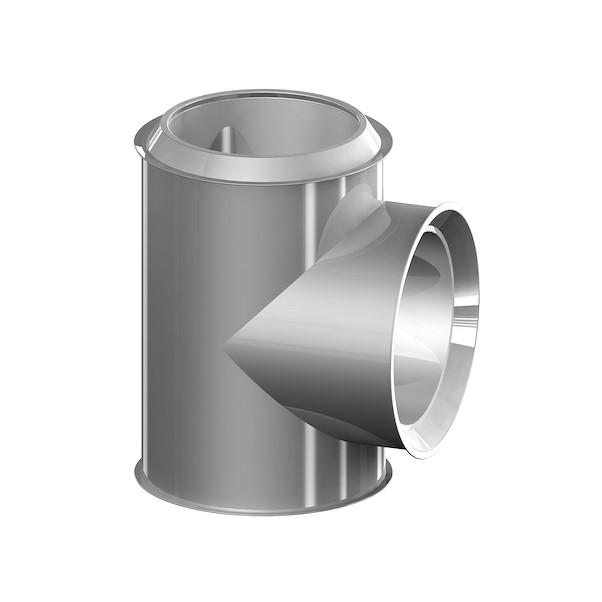 INOX-DUPLO/P D150MM
