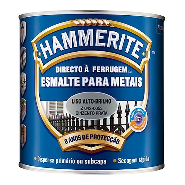 HAMMERITE CINZA PRATA 0.25L