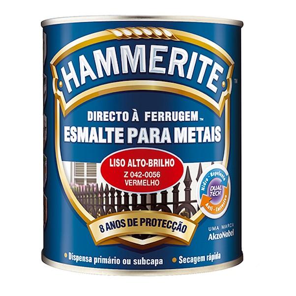 HAMMERITE VERMELHO 2.5L
