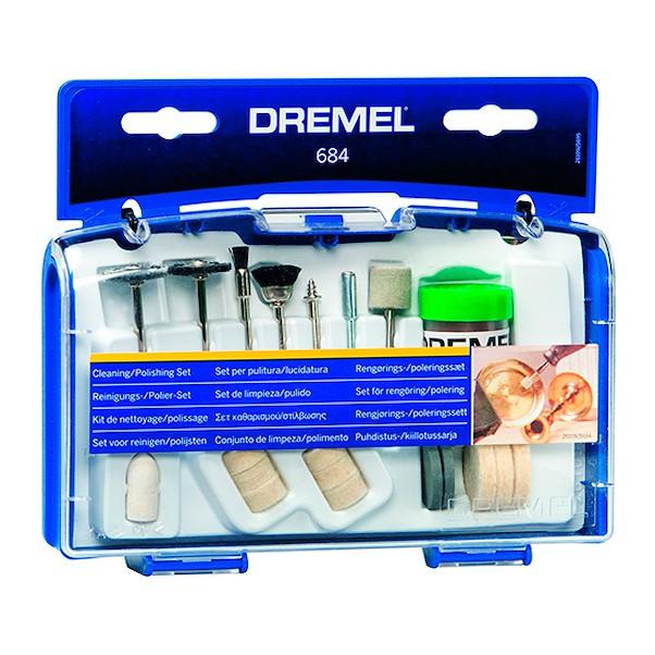 DREMEL LIMPAR/POLIR