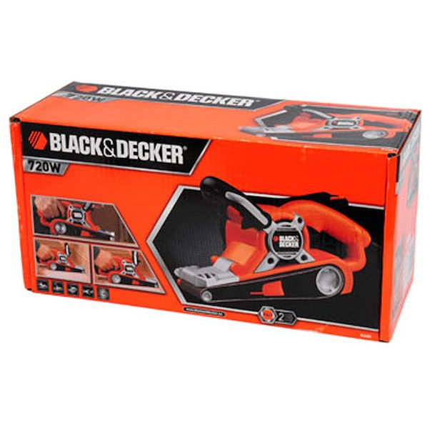 BLACK + DECKER KA88