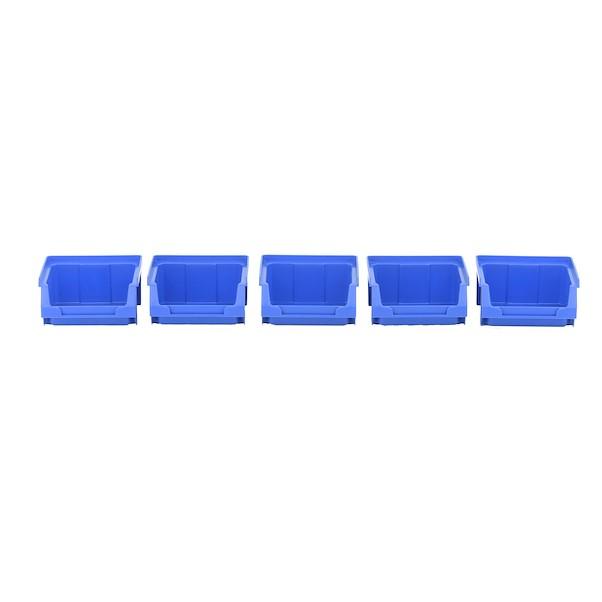 5 COMPARTIMENTOS AZUL5.4X52X9.4CM