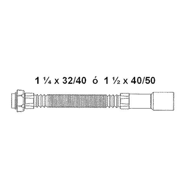JIMTEN 1.1/4X32/40 A104