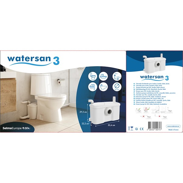 WATERSAN 3