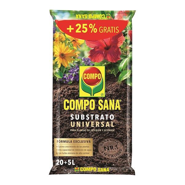 COMPO SANA 20L+25%