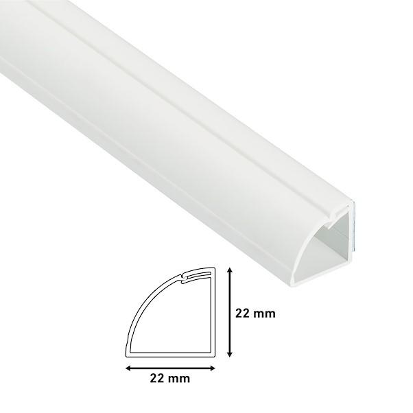 2M 22X22MM D-LINE
