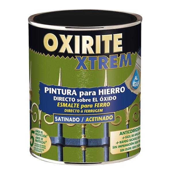 OXIRITE XTREM PRETO 0.75L