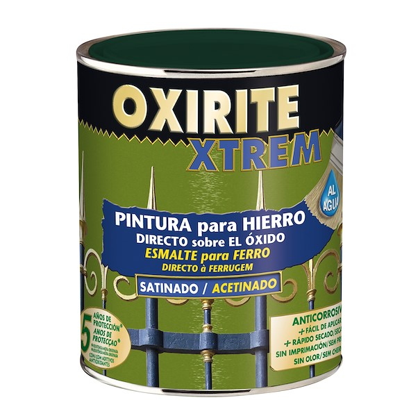 OXIRITE XTREM VERDE ESCURO 0.75L