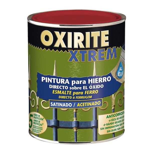 OXIRITE XTREM VERMELHO 0.75L
