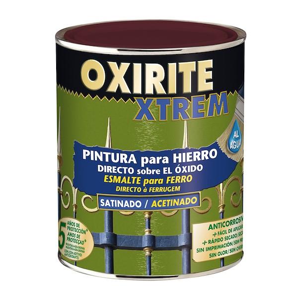 OXIRIT XTREM CASTANHO 0.75L