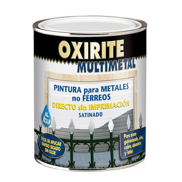 METAL OXIRITE 0.75L BRANCO