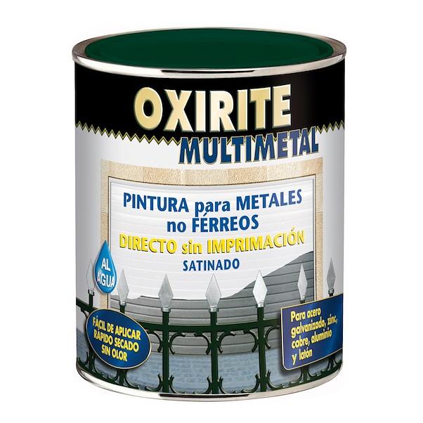 METAL OXIRITE 0.75L PRETO
