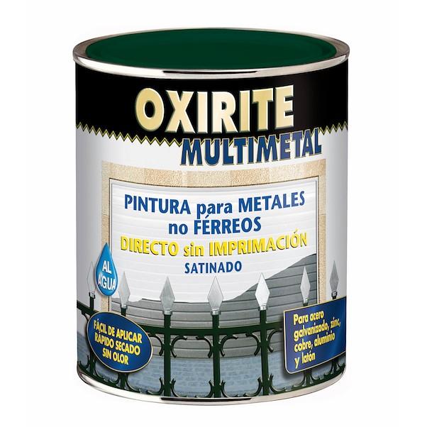 METAL OXIRITE 0.75L VERDE ESCURO
