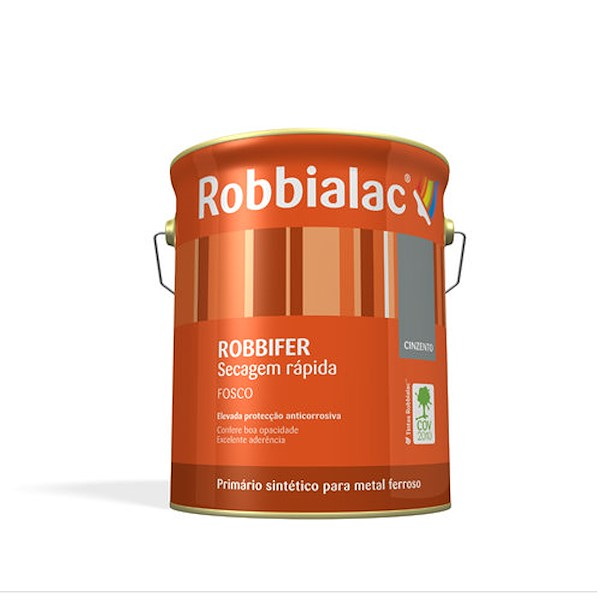 ROBBIFER CINZA 0.75L