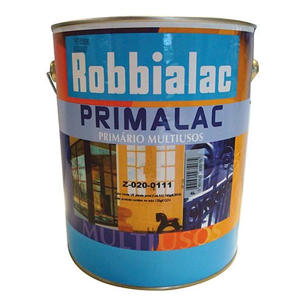 PRIMALAC CINZA 4L
