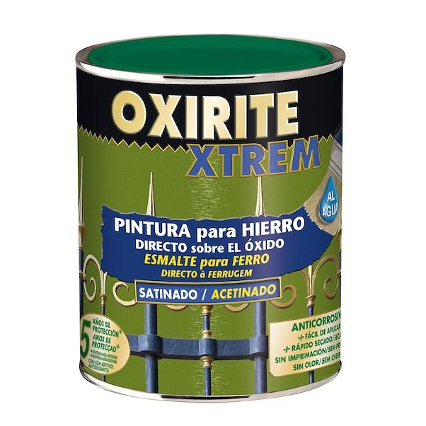 OXIRITE XTREM VERDE MUSGO 0.75L
