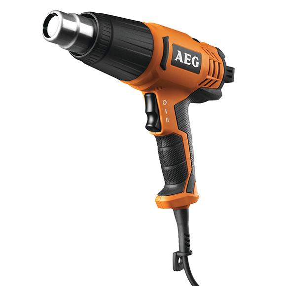 Soprador ar quente AEG PTH600 ECSET