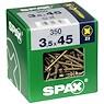 POZI BICROMADO 3.5X45 XL SPAX