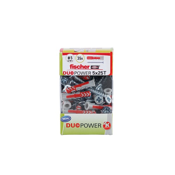 DUOPOWER 5X25MM COM PARAFUSO