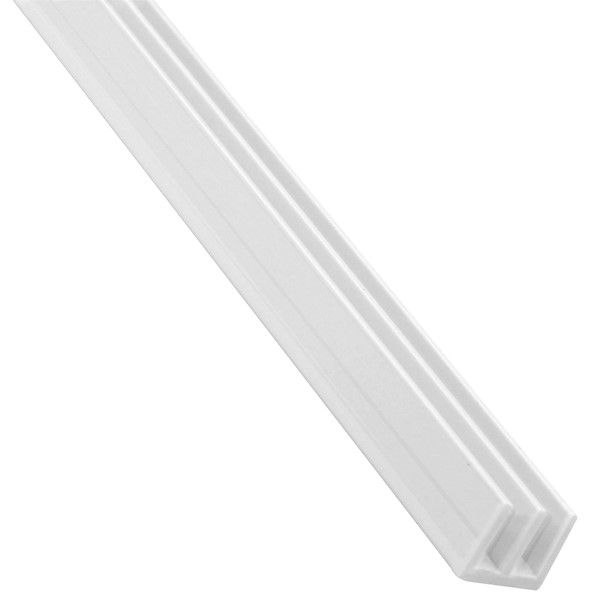 PVC 15X15X0.9MM 100CM