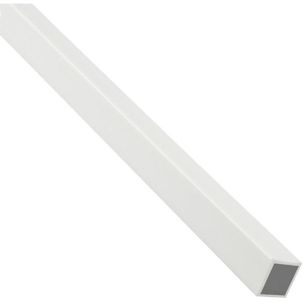 PVC 16X16X1.5MM 100CM