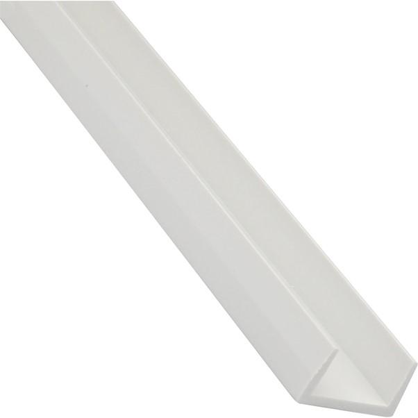 PVC 15X8X1.5MM 100CM