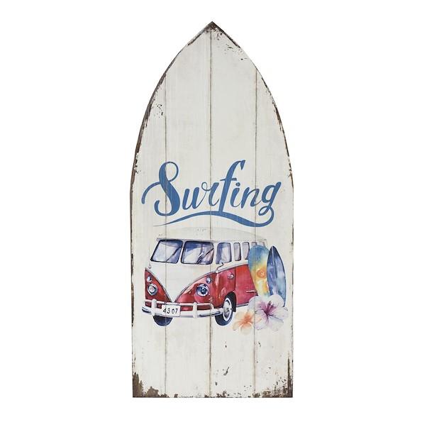 SURFAR BUS VERMELHO
