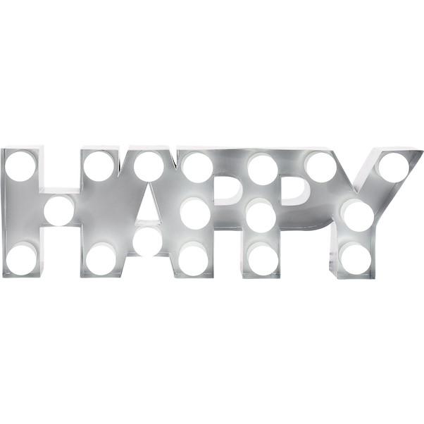 LETRAS HAPPY