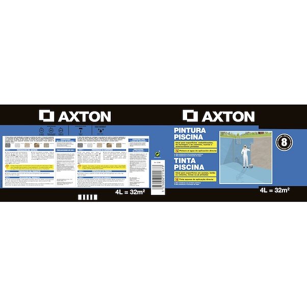 AXTON AZUL 4L
