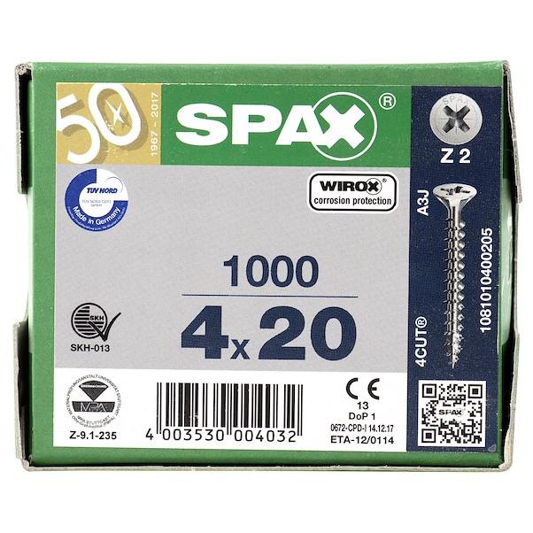 CABEÇA PLANA TORX WIROX 5X80