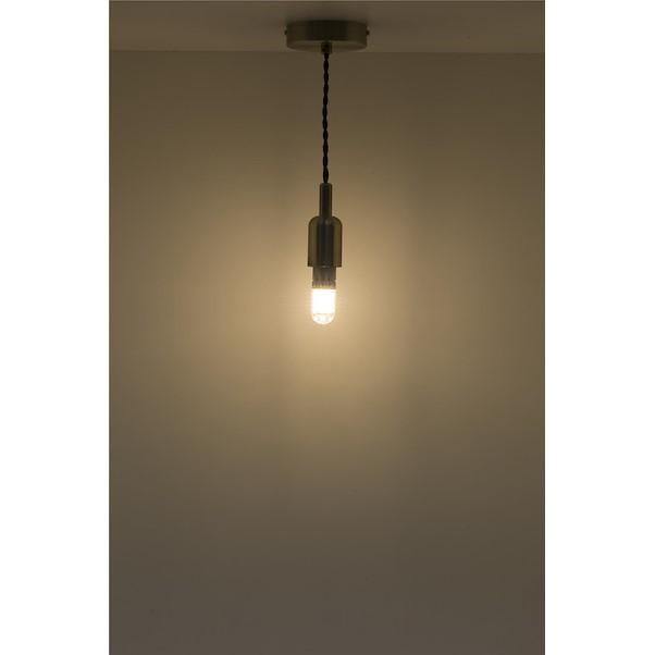 LED MINITUBO E14 3.5W AMARELA