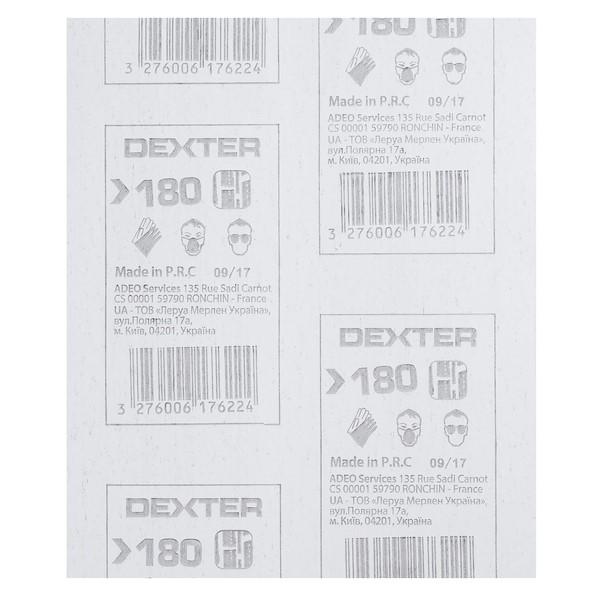 DEXTER PAREDE G120