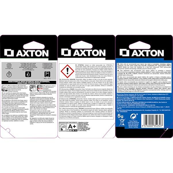 AXTON 5G C/PINCEL