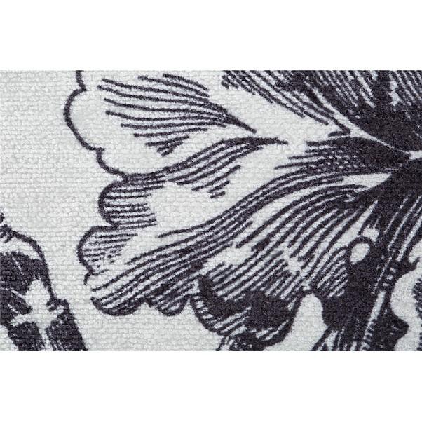 TIZIAN B&W FLOWER CINZA 83