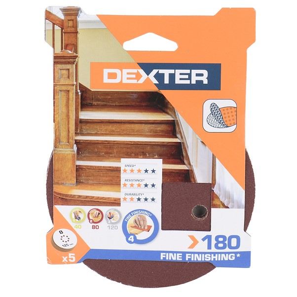 D125MM G180 DEXTER