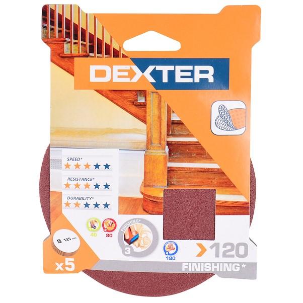 D125MM G120 DEXTER