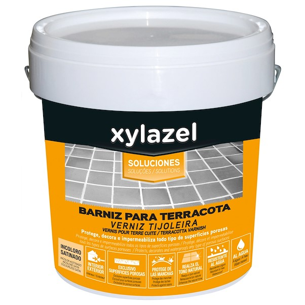 TERRACOTA 4L XYLAZEL