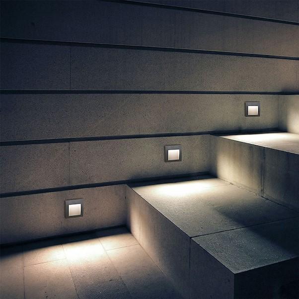 LED CINZA