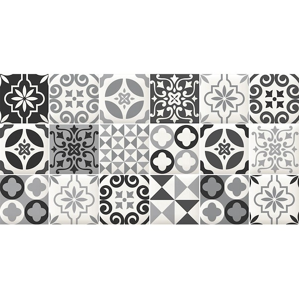 FEEL DECOR CAIRNS BLACK 30X60CM