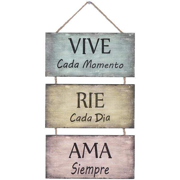 VIVE RI AMA