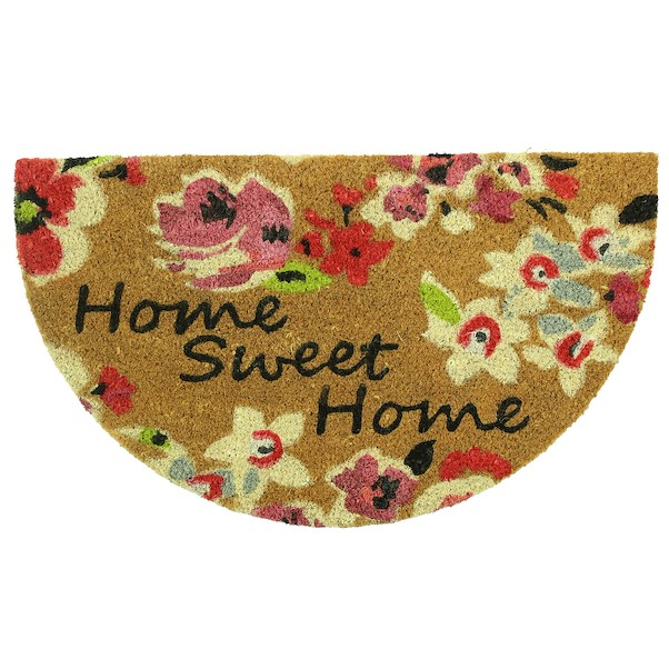 FELPUDO HOME SWEET HOME 40X70CM