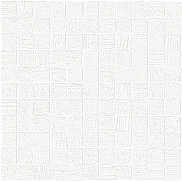 33X33CM MUNDI WHITE
