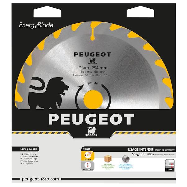 PEUGEOT 254MM 60 DENTES