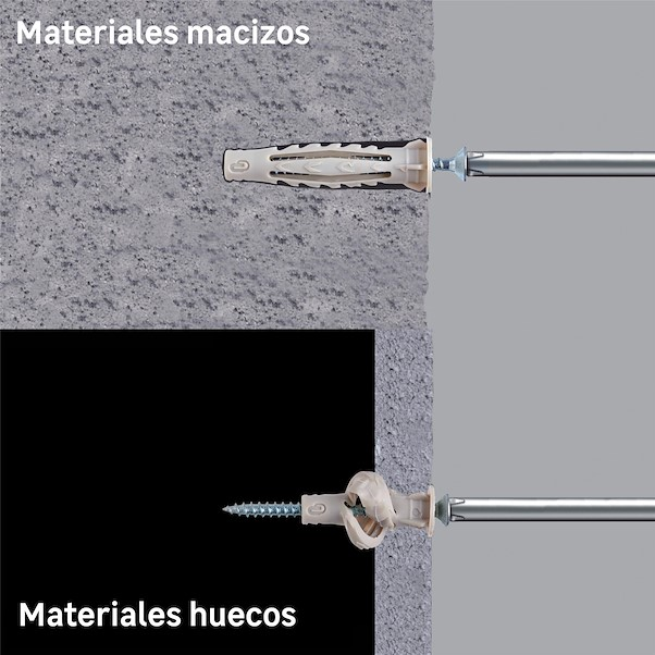 MULTIMATERIAL 8X40MM COM PARAFUSO