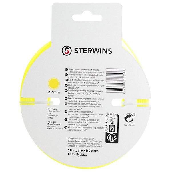 STERWINS 2MMX45M