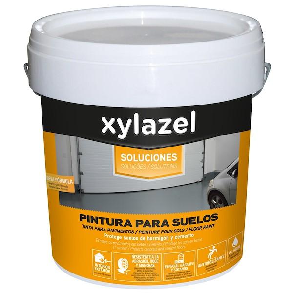 XYLAZEL VERMELHO 4L