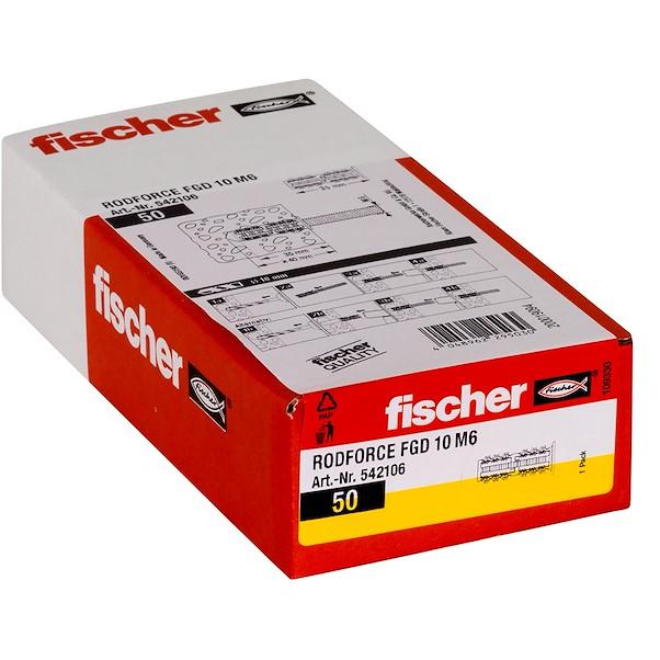 FISCHER RODFORCE 10X35MM